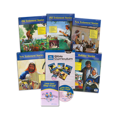 Homeschool Preschool Bible Kit