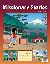 Missionary Stories Flash-a-Card