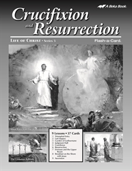 Crucifixion and Resurrection Lesson Guide