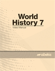 World History 7 Video Manual