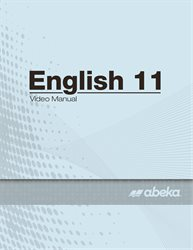 English 11 Video Manual