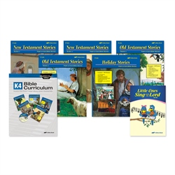 Homeschool K4 Bible Kit