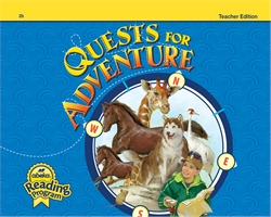 Quests for Adventure Teacher Edition—New