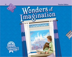 Wonders of Imagination Teacher Edition—New