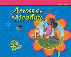 Across the Meadow Teacher Edition—New