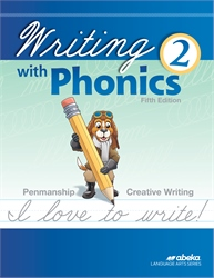 Writing with Phonics 2  (Unbound)