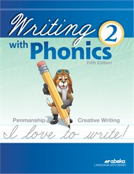 Writing with Phonics 2