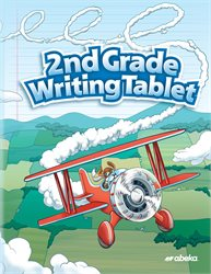 2nd Grade Writing Tablet  (Unbound)