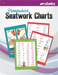 Homeschool Seatwork Charts