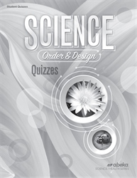 Science: Order and Design Quiz Book