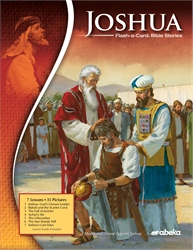 Joshua Flash-a-Card Bible Stories