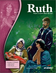 Ruth Flash-a-Card Bible Stories