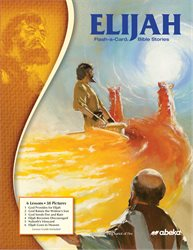 Elijah Flash-a-Card Bible Stories—New