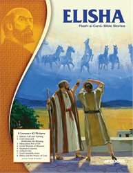 Elisha Flash-a-Card Bible Stories—New