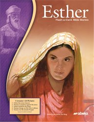 Esther Flash-a-Card Bible Stories—New