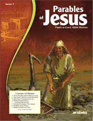 Parables of Jesus Series 2 Flash-a-Card Bible Stories—New