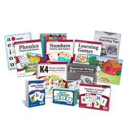 K4 Essential Parent Kit (Manuscript)