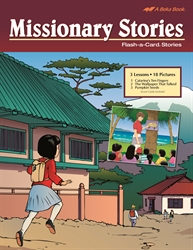 Missionary Stories Lesson Guide