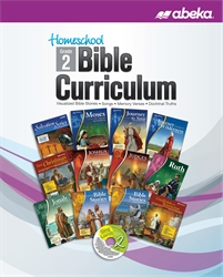 Homeschool Grade 2 Bible Curriculum