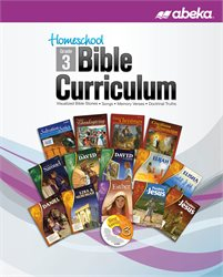 Homeschool Grade 3 Bible Curriculum—New