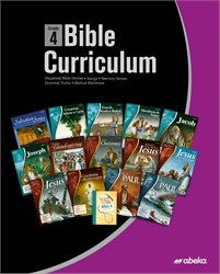 Grade 4 Bible Curriculum—Revised