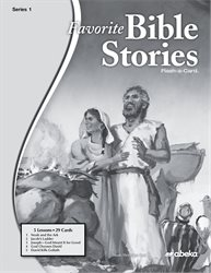 Favorite Bible Stories 1 Lesson Guide—Revised