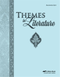 Themes in Literature Answer Key