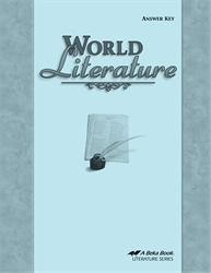 World Literature Answer Key