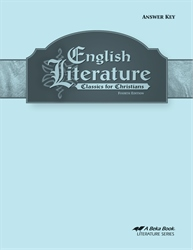 English Literature Answer Key
