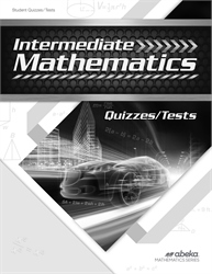 Intermediate Mathematics Quiz and Test Book—New