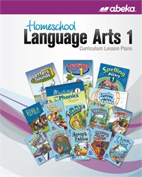 Homeschool Language Arts 1 Curriculum Lesson Plans