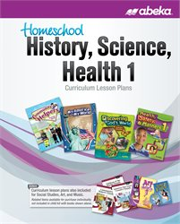 Homeschool History, Science, and Health 1 Curriculum Lesson Plans