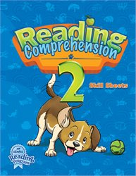 Reading Comprehension 2 Skill Sheets