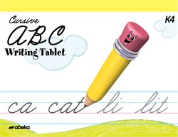 ABC Writing Tablet