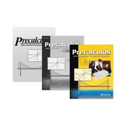 Precalculus Video Student Kit