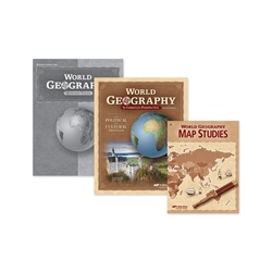 World Geography Student Kit