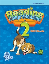 Reading Comprehension 2 Teacher Edition—New