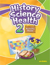 History, Science, and Health 2 Activity Book —New