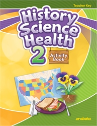 History, Science, and Health 2 Activity Book Teacher Key—New