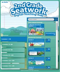 Grade 2 Seatwork Digital Teaching Aids