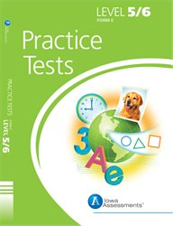 ITBS Practice Tests—Level 5, 6—Form E