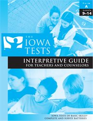 Interp. Guide—Teacher/Counselor—Level 9-14—Form E