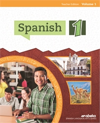 Spanish 1 Teacher Edition, Volume 1—New