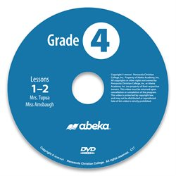 Grade 4 DVD Monthly Rental