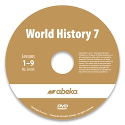 World History 7 DVD Monthly Rental
