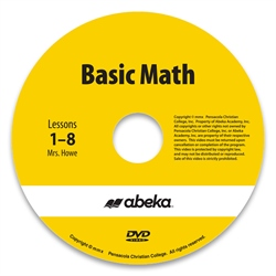 Basic Math DVD Monthly Rental