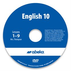 English 10 DVD Monthly Rental