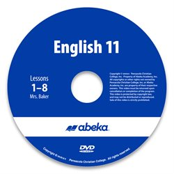 English 11 DVD Monthly Rental