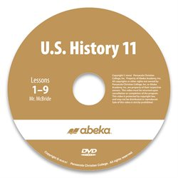 Abeka Product Information Us History 11 Dvd Monthly Rental