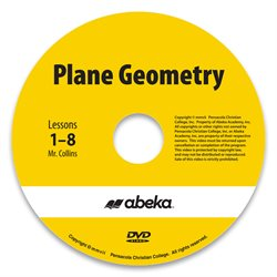 Plane Geometry DVD Monthly Rental